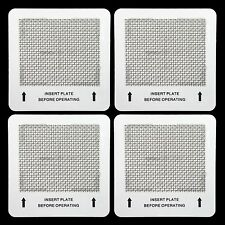 4 Ozone Plates For Alpine Ecoquest Vollara Living Air Purifiers AAA+++QUALITY!!!