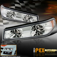2004-2010 CHEVY Colorado  GMC Canyon Clear Parking Signal Corner Light Lamps
