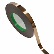 """1/2"""" x 55 yds(12mmx50m) Copper Foil Tape Non-Conductive Adhesive/ Ship from USA"""