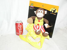 NEW L XL X-LARGE TOP PAW TOPPAW PET HALLOWEEN MONKEY RIDER DOG COSTUME W/TAG