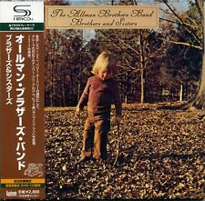 Allman Brothers Band brothers and sisters (1973) Japon Mini LP shm CD uicy - 94007