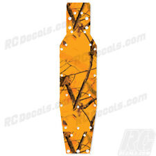 ProLine Pro MT - Thick Chassis Protector Graphics - Realtree Blaze