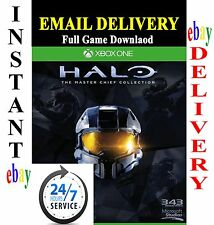 Halo The Master Chief Collection Xbox One Full Digital Game DOWNLOAD Key Global
