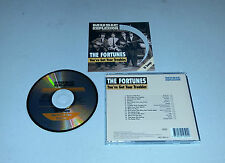 CD  The Fortunes - You've Got Your Troubles  15.Tracks  1994  02/16