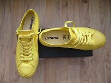 Converse All Star Yellow Size 9 BNIB