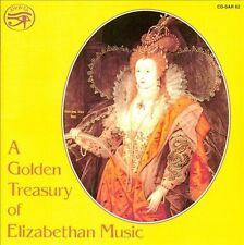 Golden Treasury of Elizabethan Music, New Music