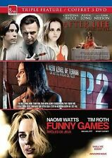 After.Life/P2/Funny Games (DVD/2011/Bilingual)