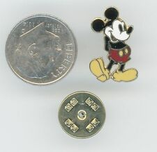 DISNEY MADE IN TAIWAN MICKEY MOUSE BROOCH/ PIN SIGNED FASHION 0496