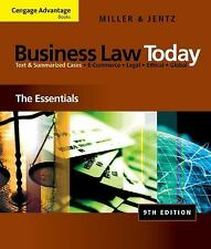 Business Law Today The Essentials by Roger LeRoy Miller
