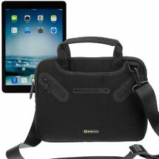 "Neoprene Messenger Bag Briefcase Handle Case For 9.7"" iPad Air 1 & 2 iPad 4/3/2"