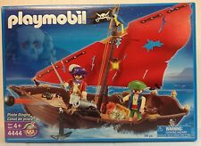 "Playmobil 4444 Pirate Dinghy  - 98 pcs - ""NEW"" - MISB"