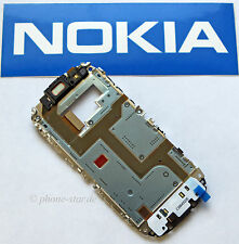 ORIGINAL NOKIA C7-00 MIDDLE FRAME CHASSIS ASSY VOLUME CAMERA EARPIECE 02640M7