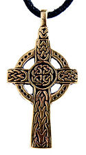 Keltenkreuz Radkreuz Kelten keltisch Kreuz Bronze