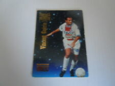 Carte panini - Football Premium 1995 - N°W22 -Vincent Guérin - Paris