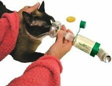 Feline Cat Breathe Easy Feline Asthma Duckbill Shaped Valve 2 Masks Included