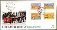 Netherlands Antilles 1968 Relief Funds FDC First Day Cover #C26606