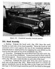 390 Page Jeep M38A1 PDF Shop Manual on USB 1952 1953 1954 1955 1956 1957 1958