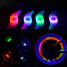 New Cool Colorful Bikes Cycling Spoke Wire Tire Tyre Wheel LED Bright Light Lamp