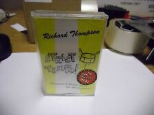 Richard Thompson Strict Tempo 1981 Hannibal Records Cassette Tape NEW