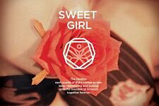 K-POP B1A4 6th Mini Album [Sweet Girl] Flower Ver CD + Photobook + Photocard