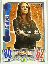 #187 Amy Pond-alieno ATTAX Doctor Who