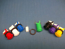 12 NEW HAPP Competition PUSH BUTTONS w /micro switch