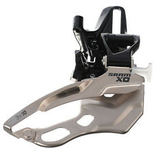 SRAM X0 3x10 High Direct Mount Front Derailleur - Traditional / Dual Pull