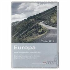 Audi RNS-E 2016 Navigationssoftware 8P0 060 884 CG - drei CDs !!!