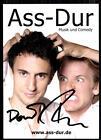 Ass-Dur Autogrammkarte Original Signiert## BC 4016