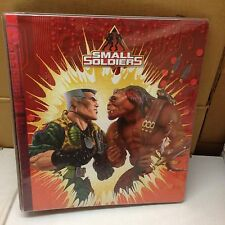 "BINDER SALE: ALBUM FOR SMALL SOLDIERS MOVIE Cards (1998) 2"" SPINE PLYMOUTH-FUN"