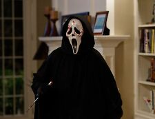 SCREAM 4 Ghost Face Mask Bloody 8x10 2011 Horror Movie Photo Picture Must Have!