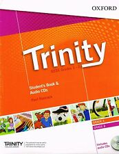 Oxford TRINITY GESE Grades 1-2 Student & Teacher Books Pack with Audio CDs @NEW
