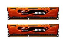 8GB G.Skill DDR3 PC3-12800 1600MHz Ares Low Profile (9-9-9) Dual Channel kit
