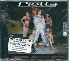 Piotta. Comunque Vada Sara un Successo (1999) CD NUOVO Supercafone. Dimmi qual'è