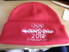 Londra olimpiadi 2012: licitazione articolo: figlio candidatura della città Cappello Beanie