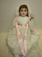 "Antique 24"" Early Kestner 166/12 German Doll"