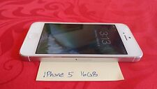 Apple iPhone 5 - 16GB - White (Straight Talk) Smartphone