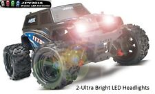 4 LED Light Kit for Traxxas LaTrax Teton 1/18 Monster Truck Ultra Bright LEDs!