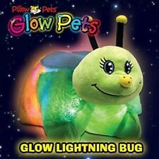"Pillow Pets Glow Pets - Lightening Bug 12"" AS SEEN ON TV"