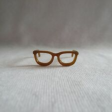 NEW! 2016 Barbie Careers Game Developer Doll Brown Glasses ~ Clothing Accessory