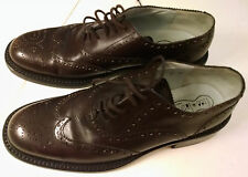 Freelance by paris - Womens Oxford Wingtip Leather Shoes