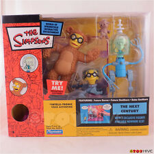 The Simpsons Interactive Environment The Next Century Future Burns Robo Smithers