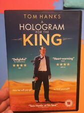 A Hologram For The King-Tom Hanks(R2 DVD)Tom Tykwer 2016 Dave Eggers Novel