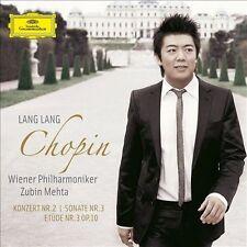 Chopin: Concerto No. 2; Sonata No. 3; Etude No. 3, Op. 10, Lang Lang, Good