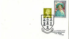 1 OCTOBER 1993 BALLYMENA TOWN SHIELD / CREST COVER SHS (b)