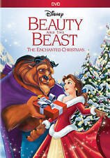 Beauty And The Beast: The Enchanted Christmas DVD Special Edition 2016 BRAND NEW