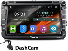 8HD-Autoradio EONON GA6153F ANDROID 5.1.1 VW SKODA SEAT FABIA SUPERB GOLF PASSAT