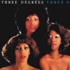 Three Degrees • 3D Giorgio Moroder Jump The Gun  Import CD Remastered