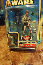 Star Wars Empire Strikes Back Luke Skywalker Metal Peg No Bloody Stump Figure