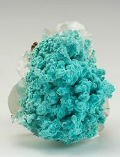 Lovely Rosasite with Calcite